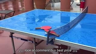 JOOLA Nova DX Ping Pong Table Review
