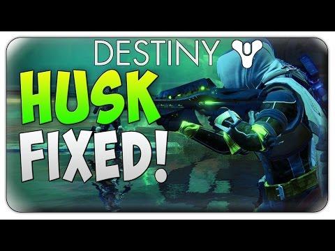 Destiny Husk of The Pit Bug FIXED - Destiny Nepal Shader - Destiny Hot Fix