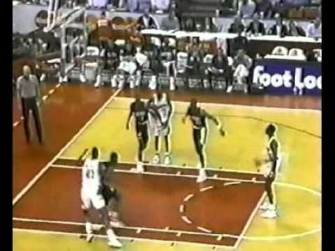 Dominique Wilkins (48pts) vs. Blazers (1993)