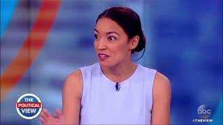 Alexandria Ocasio-Cortez On The Future Of The Democratic Party | The View