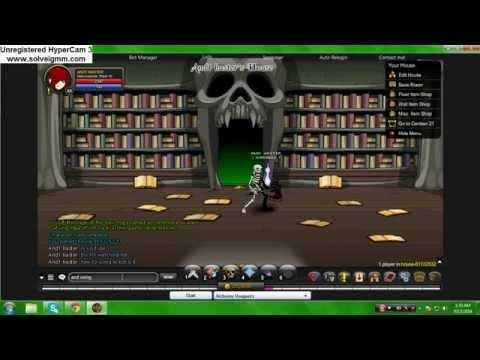 AQW hack le bot 8.4 free download