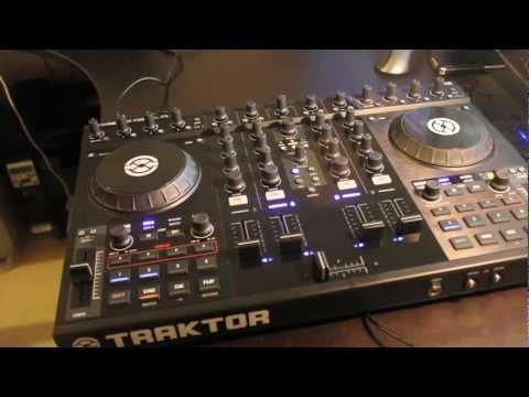 Review - NI Traktor Kontrol S4 DJ Controller