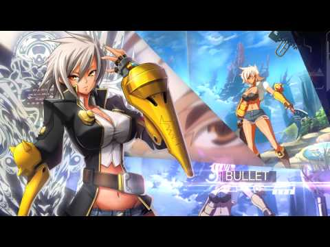 Blazblue chronophantasma プロモーションビデオ video