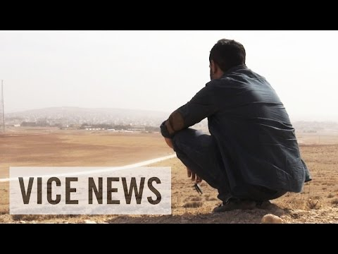 Kurds Left Helpless As Kobane Falls To Islamic State: Turkey's Border War (dispatch 1) video