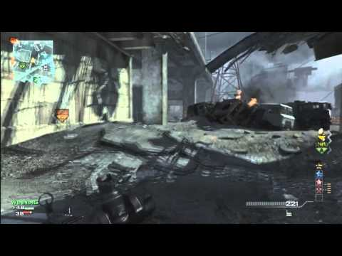 MW3 100 Kills Epic Fail