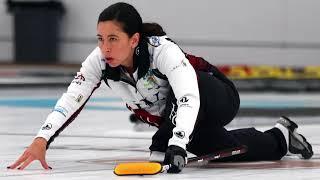 Photos: Ladies Curling Classic finale