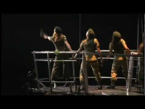 Madonna - American Life (Re-Invention Tour Lisbon HQ)
