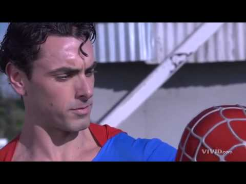 Superman.vs.spiderman.xxx (duel) (not Gay) video