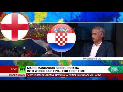 'England didn't finish game off in first half, paid the price' – Mourinho talks Croatia v England