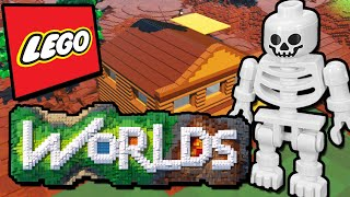 LEGO Worlds - WELCOME TO BRICKTOPIA!