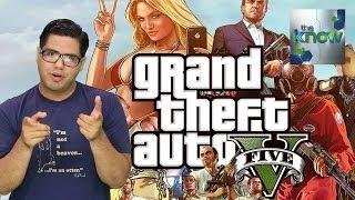 E3 2014: GTA V Finally Announced for Next-Gen & PC - The Know