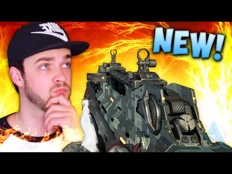 Black Ops 3 NEW GUN - IS IT GOOD OR RUBBISH!?