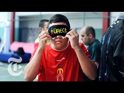 Blind Soccer in Brazil | The New York Times