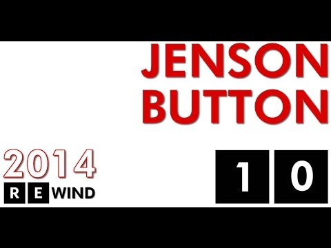 F1 2014 ReWind: 10 Jenson Button