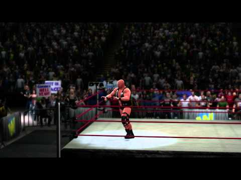 Stone Cold Steve Austin makes his entrance in WWE 13 (Official...