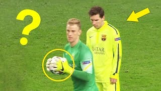 Top 10 Players Steal The Ball From Goalkeeper  HD