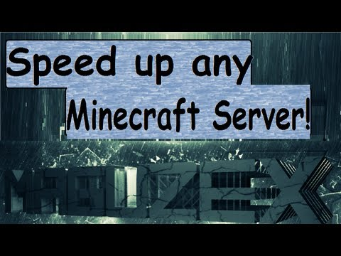 How2 Increase Minecraft Server Performance Tips: Gettin more Free Ram To Allocate. Easy/Free/Works!