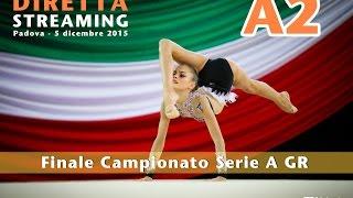 Padova 2015 - Diretta Streaming 4ª Prova Serie A2 di Ritmica