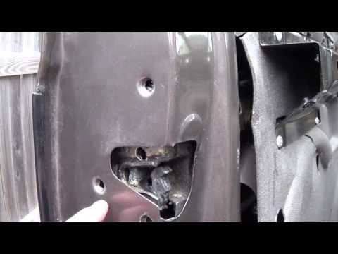 on Chevy Astro Van Sliding Door Parts