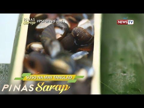 Pinas Sarap: Mga pagkain ng mga katutubong Aeta, bida sa 'Pinas Sarap!'