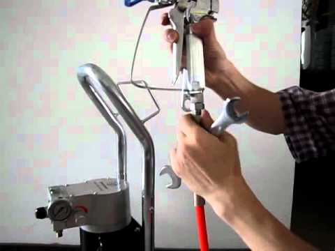how-to-use-diaphragm-airless-sprayer-DP6820.wmv