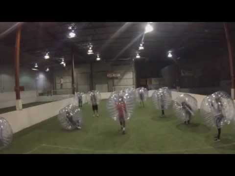 Bubble Ball Soccer in Toronto and across the GTA