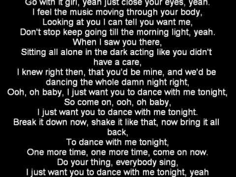 Lyrics I'm not the guy your taking home tonight songs ...