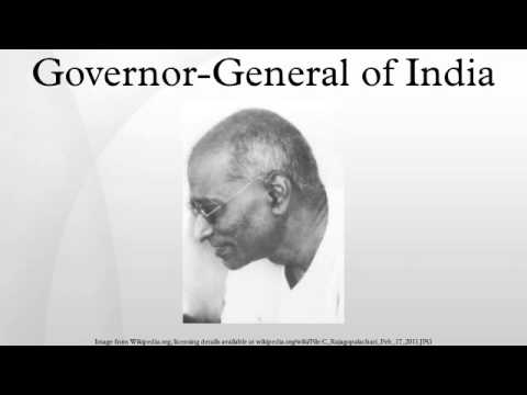 Governor-General of India