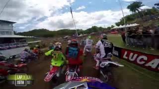 GoPro: James Stewart Moto 1 - Millville MX Lucas Oil Pro Motocross Championship 2016
