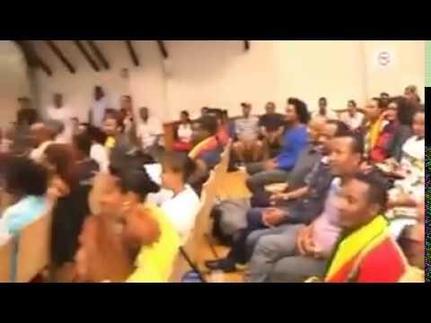 Ethiopia - Dr. Berhanu Nega's Speech On A Public Meeting Frankfurt