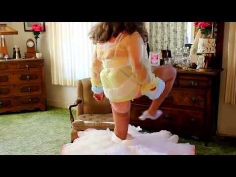 Panties & Petticoats on Parade  ~