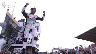 How the race was won, Race 3 from Zandvoort