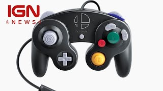 Super Smash Bros. Ultimate Supports GameCube Controllers - IGN News E3 2018