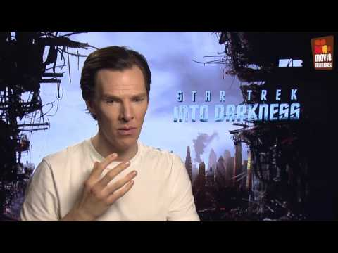 Benedict Cumberbatch | Star Trek Into Darkness Interview (2013)