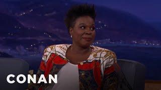 "Leslie Jones: ""If I Was Gay, I'd Be Crushin'""  - CONAN on TBS"