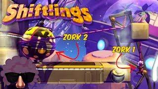 Zork 1 & Zork 2 (Shiftlings Gameplay)