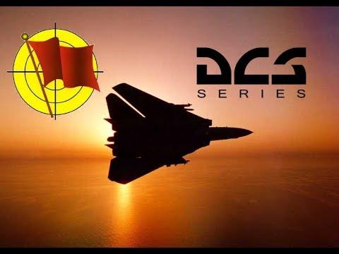 DCS World: F-14 Tomcat Летная модель, часть 1  Основы (перевод официального ролика)