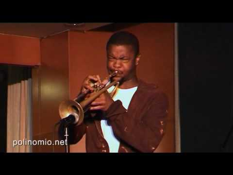 Maurice Brown -trumpet solo