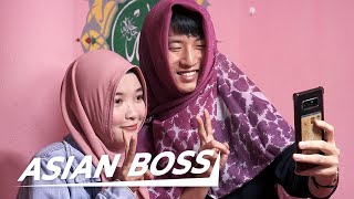 Being a Muslim in Korea | ASIAN BOSS