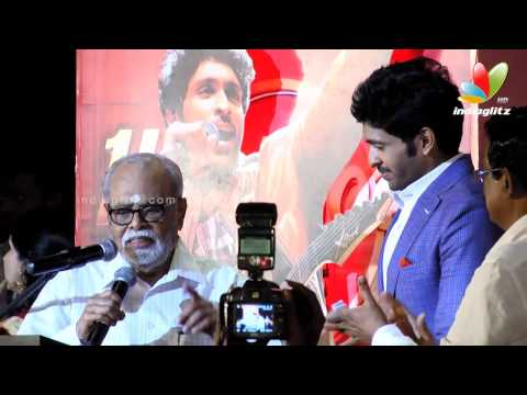 K Balachander speech at Arima Nambi Audio Launch | Tamil Movies | Interview
