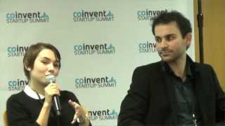 How We Raised $800k Fresh Out of School - CoInvent Startup Summit 2014 New York