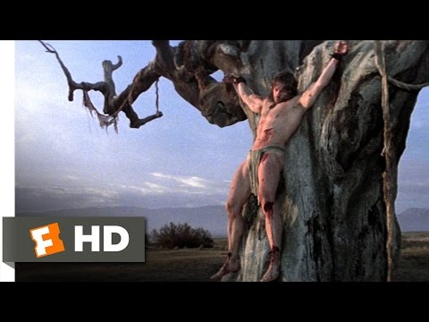 Conan the Barbarian (5/9) Movie CLIP - Crucifixion (1982) HD