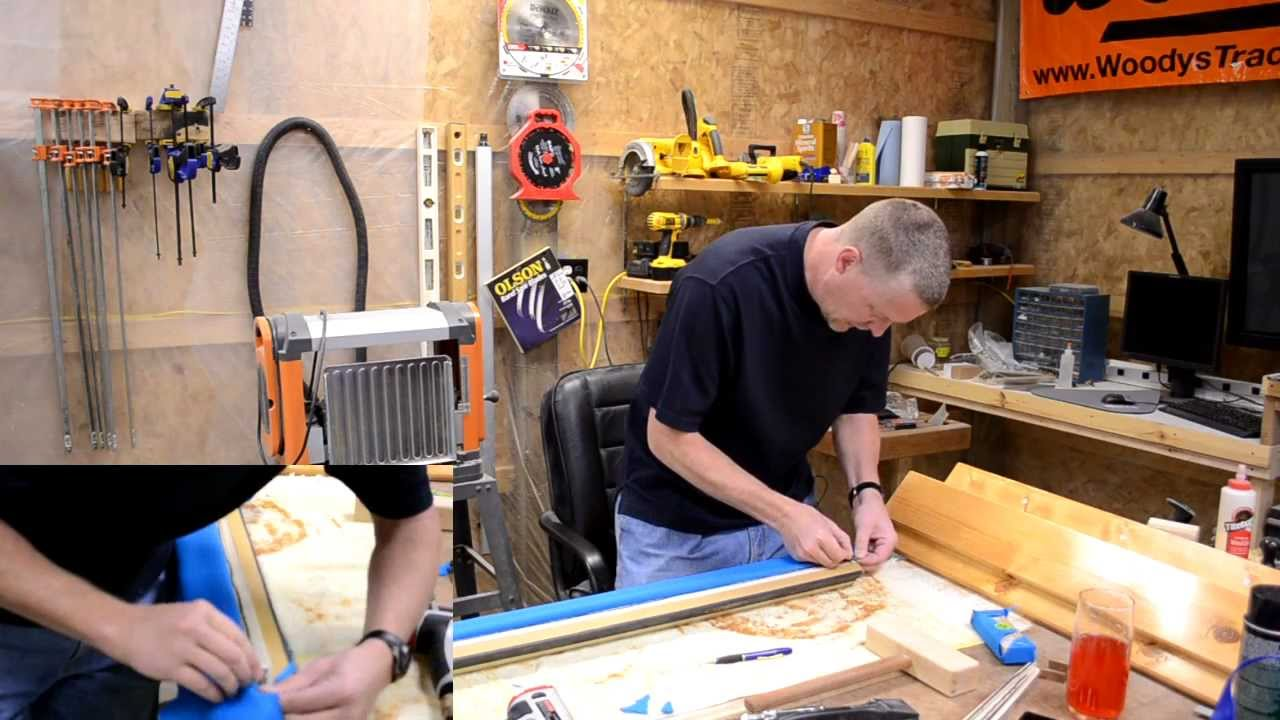 How to build a pool table part 9 efforts in frugality for How to build a billiard table