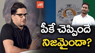 YS Jagan Introduces Political Strategist Prashant Kishor into AP Politics | YSRCP |YOYO TV Channel