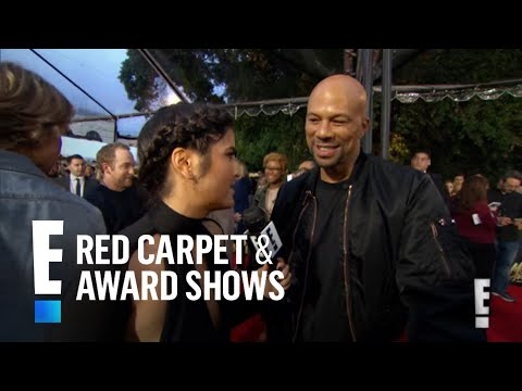 """Common Plays """"Would You Rather"""" at 2016 MTV Movie Awards 