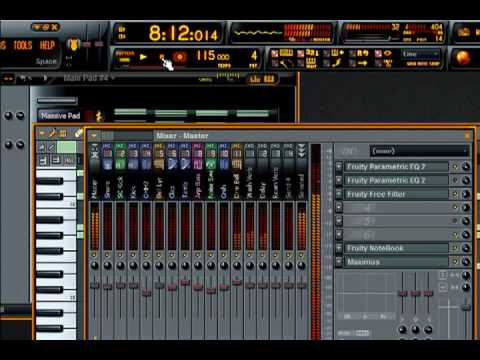 how to make 8 bit music in fl studio 12