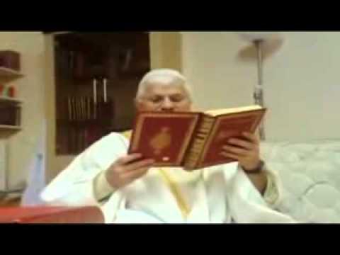 Hz. Mehdi'nin Risale-i Nur'u, Nur talebelerine örnek.flv