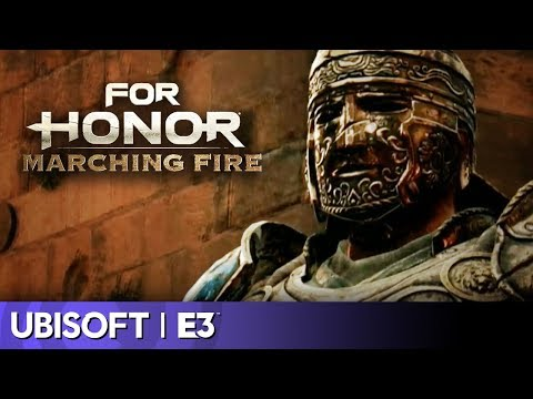 For Honor: Marching Fire Full Reveal | Ubisoft E3 2018
