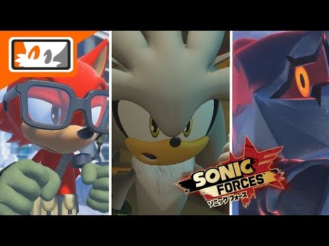 Sonic Forces - New Japanese Trailer, Story Details, Cutscenes, Stages, & Rouge the Bat Confirmed?!