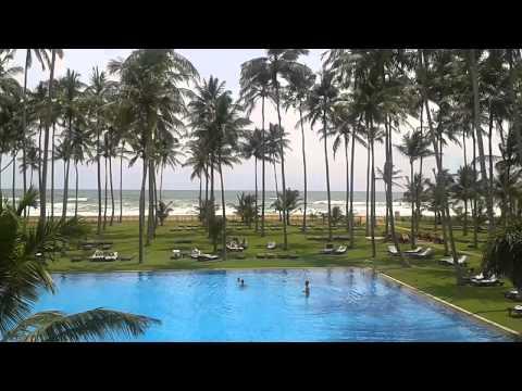 The Blue Water Hotel: 5 Star Hotel Sri Lanka video